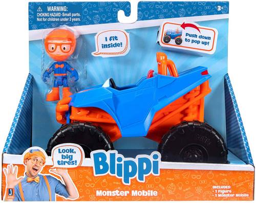 Blippi Monster Mobile Vehicle