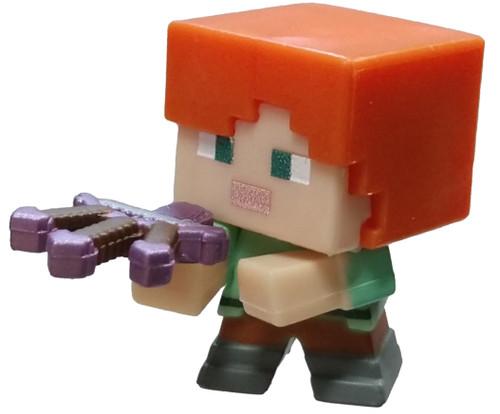 Minecraft Village & Pillage Series 21 Alex Minifigure [Loose]