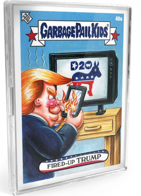 "Garbage Pail Kids Topps GPK ""disg-Race to the White House"" National Convention Set #8 [16 Base Stickers!]"