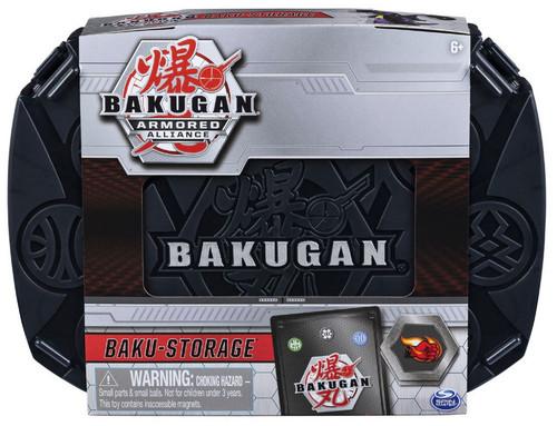 Bakugan Armored Alliance Baku-Storage Storage Case [Black, with Nillious]
