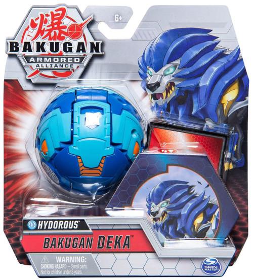 Bakugan Armored Alliance Deka Hydorous Figure [Jumbo Bakucore]