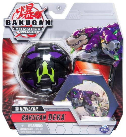 Bakugan Armored Alliance Deka Howlkor Figure [Jumbo Bakucore]