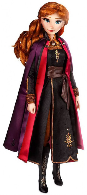 Disney Frozen 2 Anna Exclusive 12-Inch Doll [Limited Edition, Damaged Package]