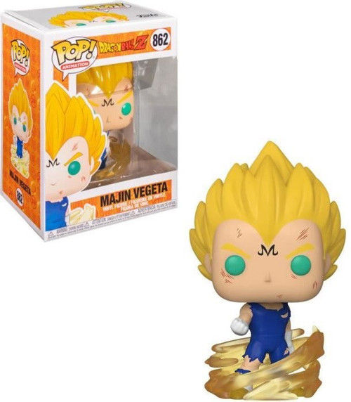 Funko Dragon Ball Z POP! Animation Majin Vegeta Vinyl Figure