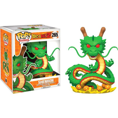 Funko Dragon Ball Z POP! Animation Shenron Dragon 10-Inch Vinyl Figure #265