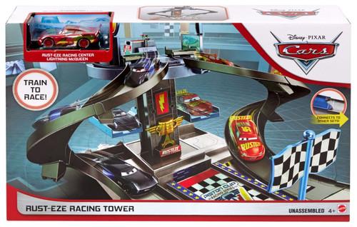 Disney / Pixar Cars Cars 3 Rust-Eze Racing Tower Playset