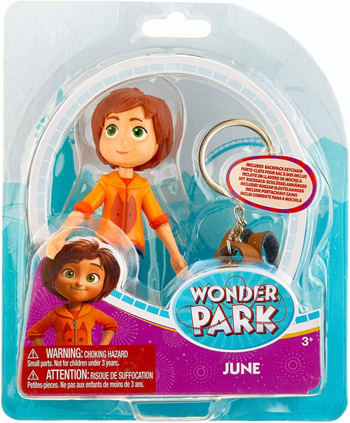 Wonder Park June 4-Inch Figure