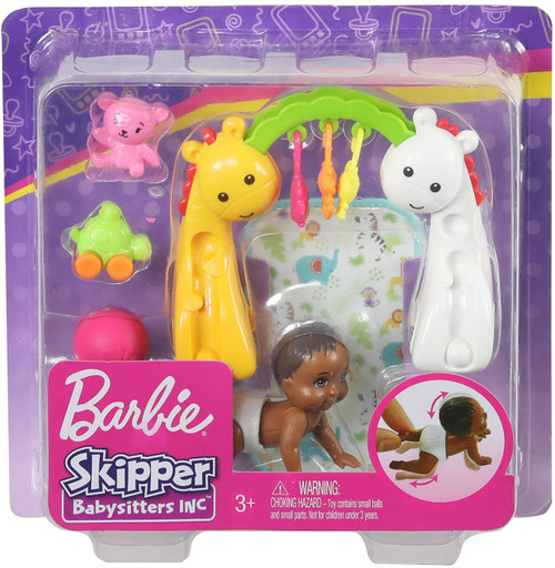 Barbie Skipper Babysitters Inc Playtime Mini Doll Playset