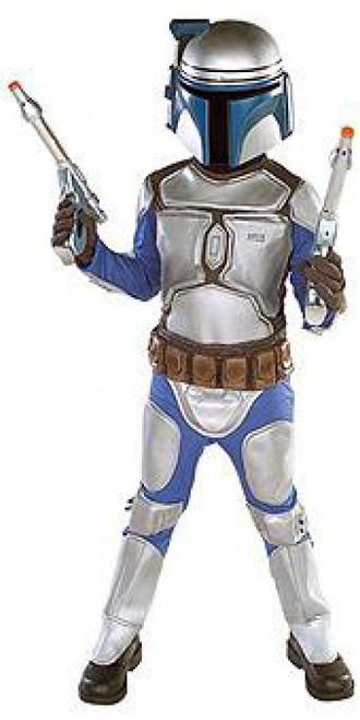 Star Wars Costumes Jango Fett Costume #10732 [Blasters Not Included!]