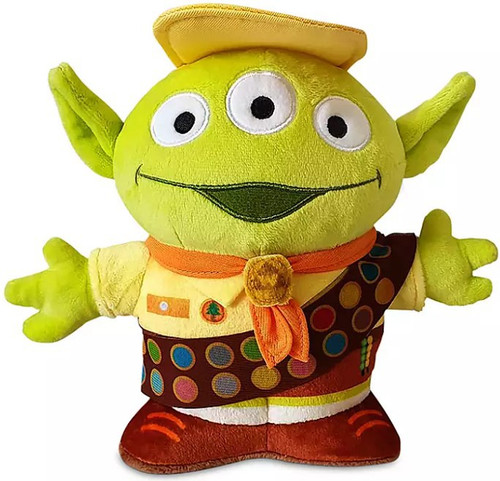 Disney / Pixar Up Alien Remix Russell 8.5-Inch Plush [Limited Edition!]