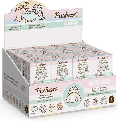 Pusheen Series 13 Rainbow Mystery Box [24 Packs]