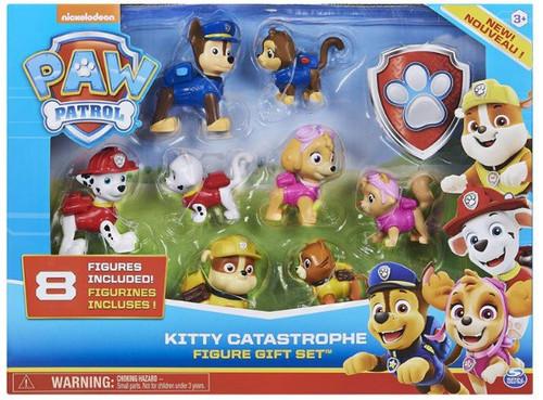 Paw Patrol Kitty Catastrophe Figure Set