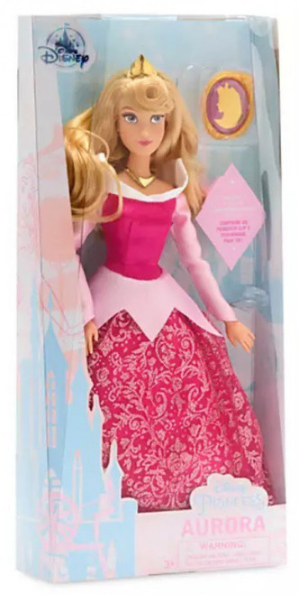 Disney Princess Sleeping Beauty Classic Princess Aurora Exclusive 11.5-Inch Doll [With Pendant]
