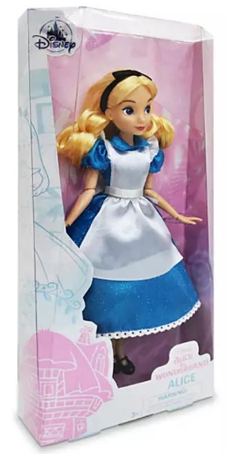 Disney Princess Classic Alice in Wonderland Exclusive 11.5-Inch Doll