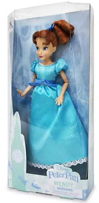 Disney Princess Peter Pan Classic Wendy Exclusive 11.5-Inch Doll (Pre-Order ships April)