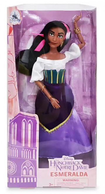 Disney Princess Hunchback of Notre Dame Classic Esmerelda Exclusive 11.5-Inch Doll (Pre-Order ships January)