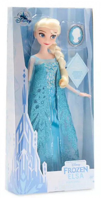 Disney Frozen Classic Elsa Exclusive 11.5-Inch Doll [with Pendant]
