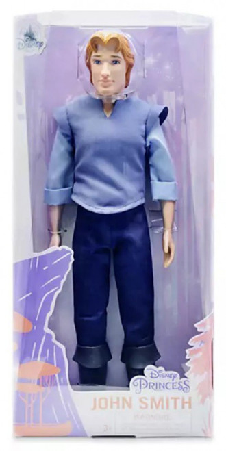 Disney Princess Pocahontas Classic Captain John Smith Exclusive 12-Inch Doll [2020 Version] (Pre-Order ships April)