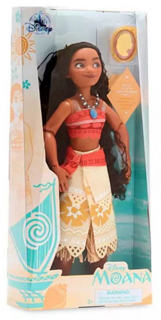 Disney Moana Moana Classic Exclusive 11.5-Inch Doll [with Pendant]