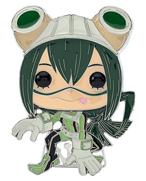 Funko My Hero Academia POP! Pins Tsuyu Asui Large Enamel Pin (Pre-Order ships January)
