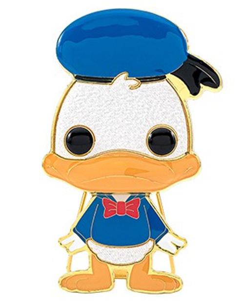 Funko Disney POP! Pins Donald Duck Large Enamel Pin (Pre-Order ships February)