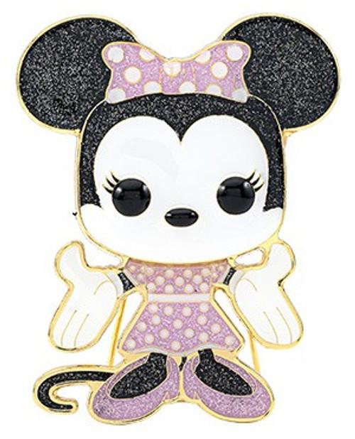 Funko Disney POP! Pins Minnie Mouse Large Enamel Pin (Pre-Order ships February)