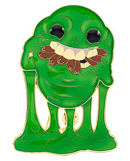 Funko Ghostbusters POP! Pins Slimer Large Enamel Pin [Jelly Finish Chase Version] (Pre-Order ships January)