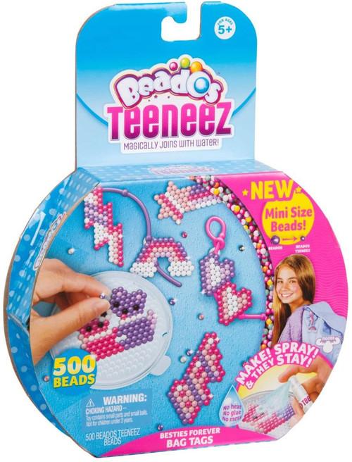 Beados Teeneez Beasties Forever Bag Tags Theme Pack