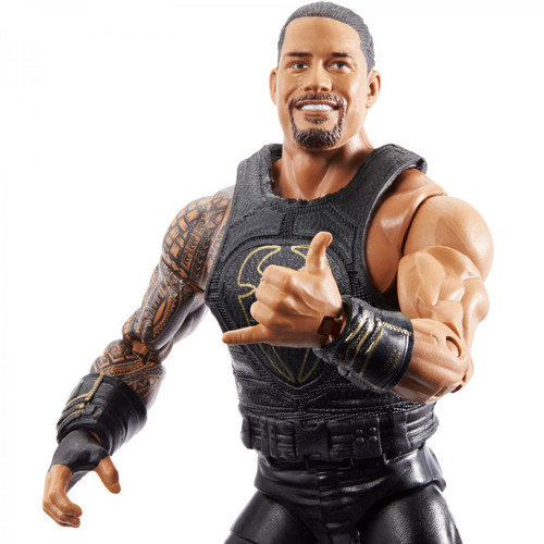 WWE Wrestling Elite Top Picks 2021 Roman Reigns Action Figure (Pre-Order ships January)