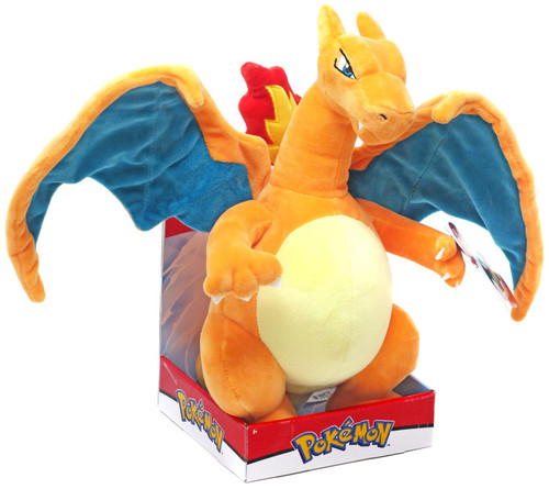 Pokemon Charizard 12-Inch Plush