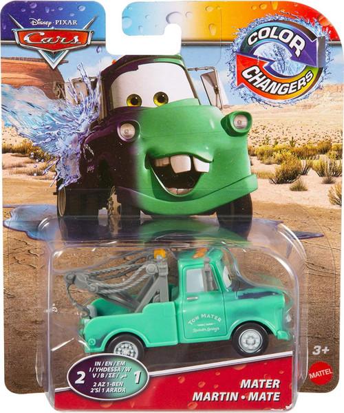 Disney / Pixar Cars Cars 3 Color Changers Mater Diecast Car