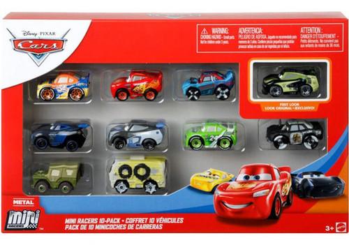 Disney / Pixar Cars Die Cast Mini Racers 10-Pack (Pre-Order ships January)