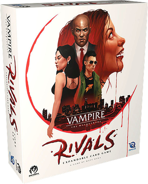 Vampire: The Masquerade Rivals Expandable Card Game (Pre-Order ships January)