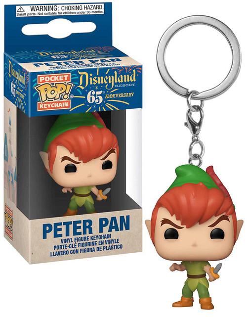 Funko Disneyland 65th Anniversary POP! Keychain Peter Pan Vinyl Figure Keychain [New Pose]