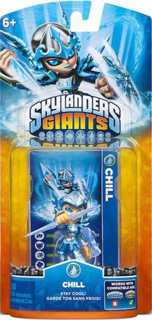 Skylanders Giants Chill Figure Pack [Loose]