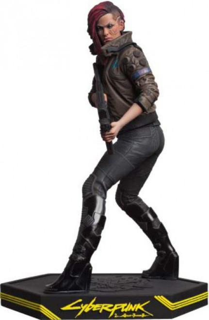Cyberpunk 2077 Female-V 9.5-Inch PVC Statue (Pre-Order ships April)
