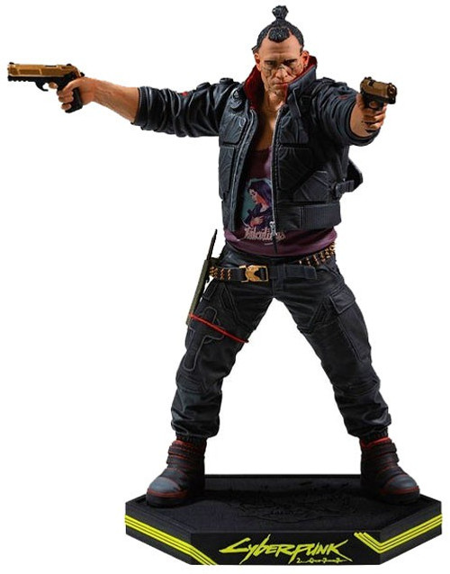 Cyberpunk 2077 Jackie Welles 9.5-Inch PVC Statue (Pre-Order ships March)