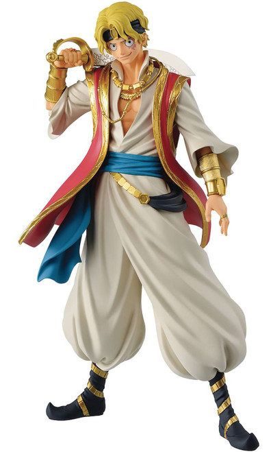 One Piece Treasure Cruise World Journey Sabo 8.7-Inch Collectible PVC Figure (Pre-Order ships February)