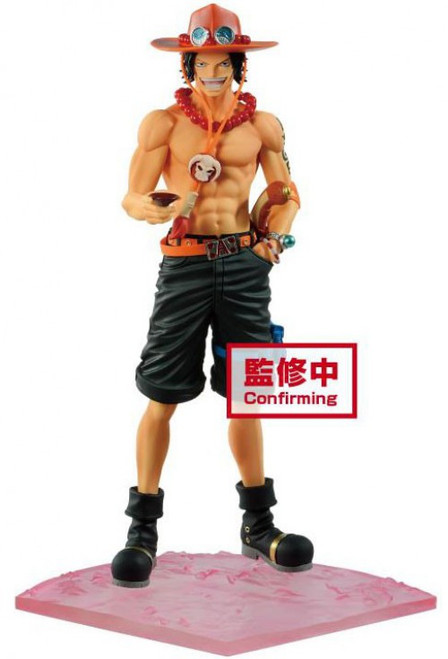 "One Piece Episode ""Luff"" Portgas D. Ace 7.5-Inch Collectible PVC Figure (Pre-Order ships February)"