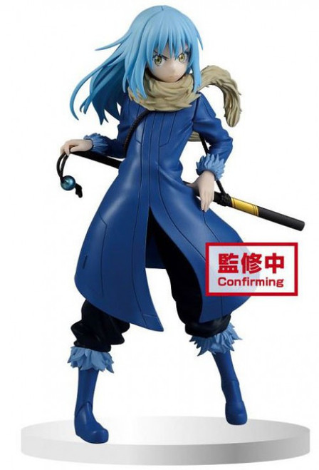 That time I Got Reincarnated as a Slime Otherworlder Rimuru Tempest 7-Inch Collectible PVC Figure (Pre-Order ships February)