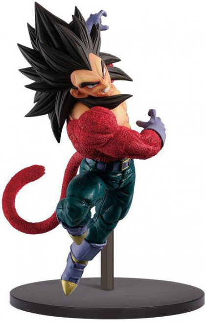 Dragon Ball GT Choujin Giga Super Saiyan 4 Vegeta 7-Inch Collectible PVC Figure (Pre-Order ships February)