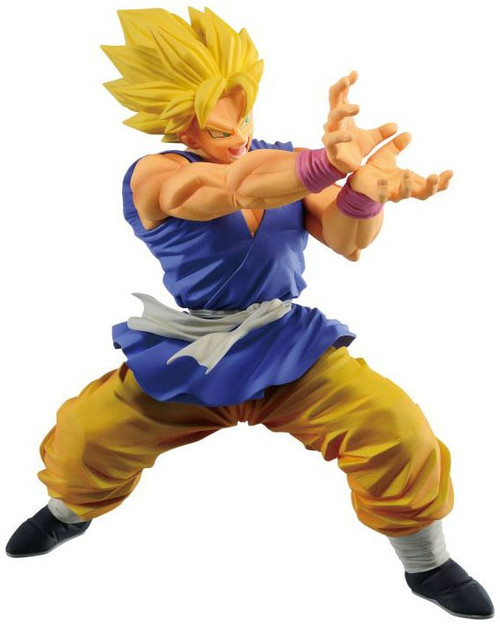 Dragon Ball Z Ultimate Soldiers Super Saiyan Goku 5.9-Inch Collectible PVC Figure (Pre-Order ships February)