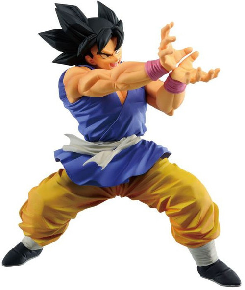 Dragon Ball Z Ultimate Soldiers Goku 5.9-Inch Collectible PVC Figure (Pre-Order ships March)