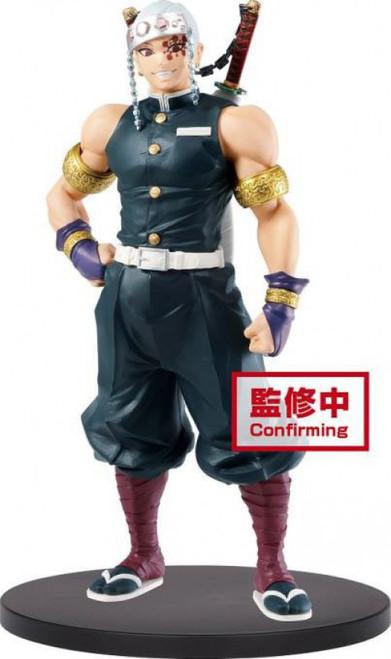 Demon Slayer: Kimetsu no Yaiba Tengen Uzui 6-Inch Collectible PVC Figure [Version 1] (Pre-Order ships February)