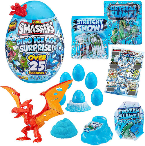 Smashers Series 3 Dino Ice Age Pterodactyl EPIC Surprise! Mystery Egg (Pre-Order ships November)