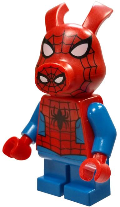 LEGO Marvel Super Heroes Spider-Man Spider-Ham Minifigure [Loose]