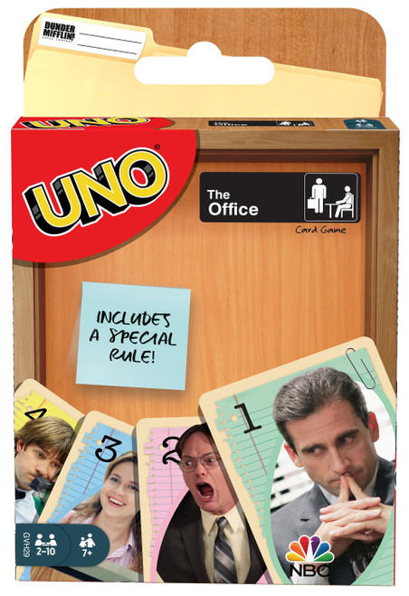 The Office UNO Card Game
