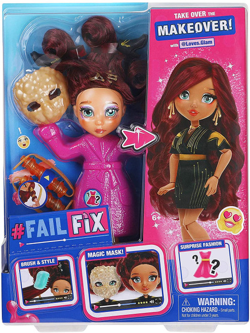 FailFix Take Over the Makeover @Loves.Glam Doll