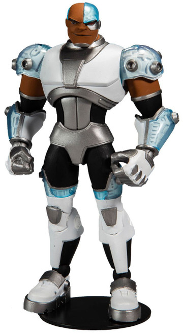 McFarlane Toys DC Multiverse Cyborg Action Figure [Batman: The Animated Series]