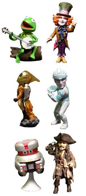 Disney D-Formz 3-Inch Mini Figure Mystery Pack [1 RANDOM Figure]